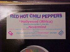 """Red Hot Chili Peppers Hollywood 2 mixes, Nevermind US Dj 12"""""""