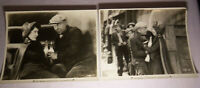 ORIGINAL Lot 2 Vintage 1928 Photos THE STREET OF SIN Emil Jannings FAY WRAY