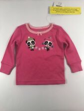 Gymboree Gymmies girls pajamas New NWT Girls 6 12 M Holiday Panda Bird Snow