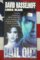 NEW Bail Out aka W.B., Blue and the Bean (VHS, 1989) Linda Blair, RARE SEALED