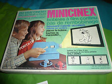 Camera minicinex  Meccano pour collectioneur