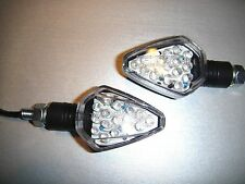 4X LED Black STAR Turn signal BMW R1200ST twinspark,K1200GT,R100/CS/RT,K75RT