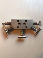 Lone Star (PGI)  5 Valve Manifold For 3051 Transmitter (NEW)