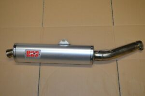 Yamaha YZF R6 RJ09 Sportauspuff BOS Auspuff Auspuffanlage Exhaust