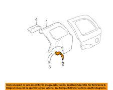 GMC GM OEM 02-09 Envoy Quarter Panel-Outer Wheel well Right 88937017
