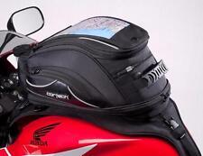 Cortech Super 2.0 Strap Mount Low Profile Tank Bag for Sportbike 8230060510