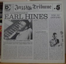 """EARL HINES """"THE INDISPENSABLE"""" DOUBLE FRENCH LP RCA 1979"""