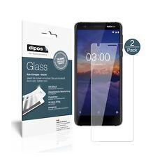 2x Nokia 3.1 Screen Protector Flexible Glass 9H dipos