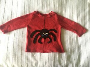 Baby Boden sweater 12-18m