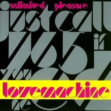 Unlimited Pleasure Lovemachine (1990) [Maxi-CD]