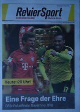 Revier Sports DFB Trophy Finale 2016 Bayern Munich - Borussia Dortmund