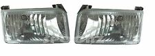 TIFFIN ALLEGRO BAY 2001 2002 2003 DIAMOND HEAD LIGHTS LAMPS RV HEADLIGHTS - SET