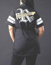 NWT Rocawear Black  Tunic Top Logo shirt  PLUS SIZE 2X 18 20