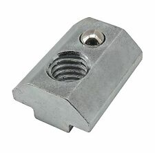 80/20 Inc T-Slot 15, 40 Series 5/16-18 Slide-In T-Nut with Ball Spring #13055 N