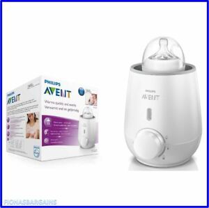 NEW Philips Avent SCF355/00 Baby Bottle Warmer With 3 Minute Fast Warming