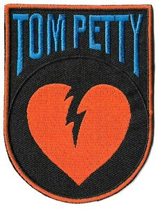 Tom Petty and the Heartbreakers - Patch [UK Import] Logo Emblem Memorabilia