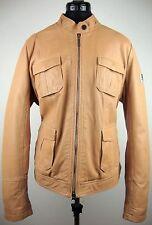 FRIEDA & FREDDIES NEW YORK Leather Jacket Damen Lederjacke Gr.46 NEU mit ETIKET