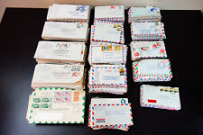 Latin America Stamps Massive Unsearched Commercial Covers Collection 1000+ Items
