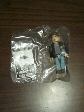 X-Files Palz Series 2 Fox Mulder FBI Field Jacket Variant 2.5 inch figure Rare