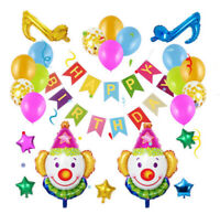 Geburtstagsballon Folienballon Geburtstag Dekoration Kinder Party Pull Blume