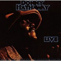 Live [Audio CD] Donny Hathaway …