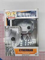 Funko Pop! Television Doctor Who Cyberman #224 Vinyl Figure BOX DAMAGE L04