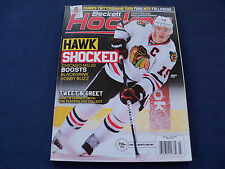 Beckett Hockey Issue #235 March 2012 Jonathan Toews on the cover