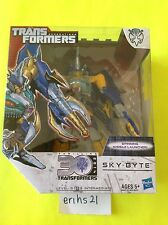 Transformers Generations Sky Byte Figure Voyager Class 2014 Brand New skybyte