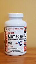 Precision Naturals High Strength Joint Formula 90 capsules 100% Natural 2 pack