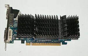 Asus ENGT520 Nvidia Geforce GT520 1G DDR3 PCIE DVI/HDMI/VGA Silent Graphics Card