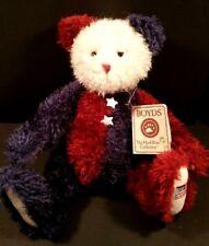 "Boyds Bear ""Americus P. Bearsley"" 12"" Clarion Festival Exclusive- #99098CL- 2003"
