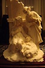 Giuseppe Armani Figurine The Nativity #0624 F. Artist Signed