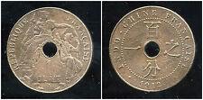 INDOCHINE  1  cent 1912 ( bis )