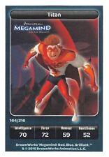 Carte Carrefour Dreamworks - Megamind - Titan - Carte spéciale  N°164
