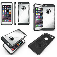 For Apple iPhone 6 & 6s Tough Slim Armour Shield TPU Rubber Juppa Case Cover