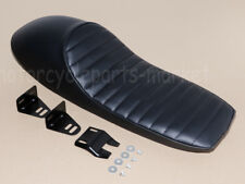 Universal Cafe Racer Seats Modified Vintage Tracker Motorcycle Saddle Flower