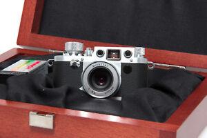 Minox Classic Camera LEICA III f 60 500 Miniatur Kamera   Sammlerstück