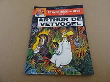 STRIP / NERO 10: ARTHUR DE VETVOGEL   1ste druk