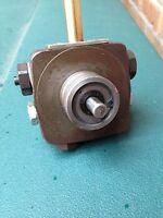 Riello oil burner pump shaft oil seal repair kit