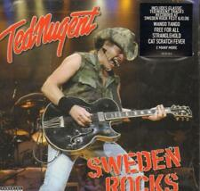 Ted Nugent(CD Album)Sweden Rocks-Eagle-ER 20139-2-US-2008-New