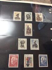 Berlin 1967.  3 sets unmounted mint stamps Berlin art treasures etc