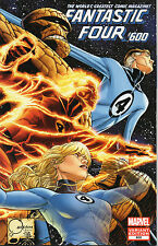 Fantastic Four #600 (NM)`12 Hickman/ Various (1/50 Variant)