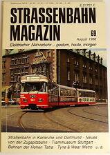 Tranvía Revista Folleto 69 Agosto 1988,S. 177-264 de FranckhChe Editorial acción