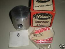 NOS Kawasaki 1978 - 1981 KX125 Wiseco Piston Kit .50 438P2