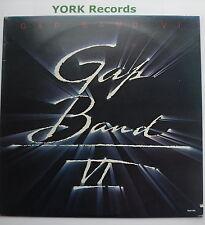 GAP Band-Gap Band VI-OTTIMO CON LP RECORD esperienza totale TEL8-5705