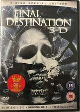The Final Destination 3D [DVD] Special Edition New/Sealed