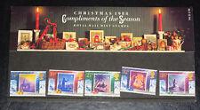 GB 1988 Presentation Pack.194. Christmas - Christmas Cards.