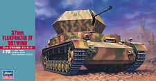 Hasegawa MT47 37mm Flakpanzer IV OSTWIND 1/72 scale kit New Japan