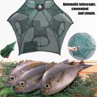 Portable Aquarium Fish Shrimp Quick Catch Net Mesh Fishnet Long Handle T BE/_ HK