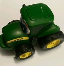 Toddler John Deere Tractor Toy Farming Farm Vehicle Green And Yellow Push Toy